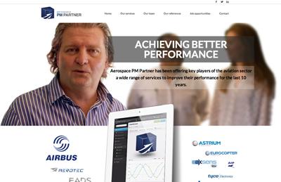 site web  PM Partner